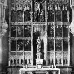 La pieza del mes: el retablo de la Virgen de la Almudena