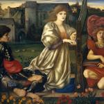"""""""El legado Prerrafaelita: Arte y Diseño británico"""""""