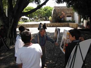 Exposición don Álvaro del Portillo El Peñón I. A. P. México