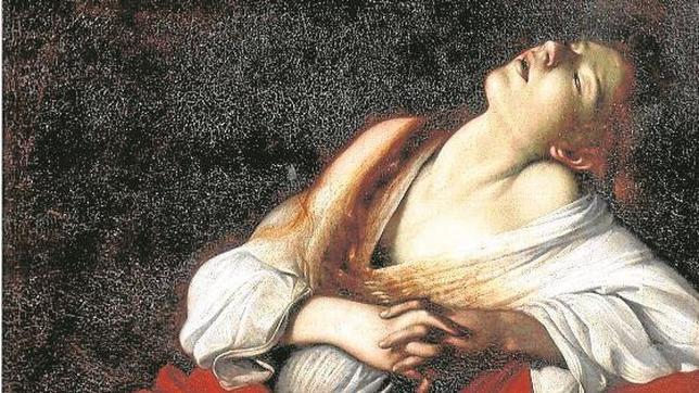 """Descubierta la """"Magdalena"""" de Caravaggio"""