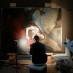En el aniversario de José Ribera el Españoleto: los lienzos del retablo del Nazareno
