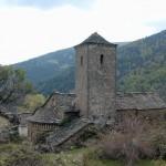 Restauración de la iglesia de Otal