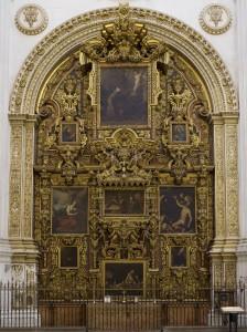Retablo de Jesús Nazareno, Catedral de Granada