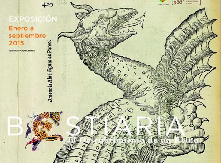 2015_02_17 Bestiaria-fauna-mitologica-medieval-reunida-exposicion
