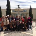 Visita del Centro Cultural Goya (Madrid)