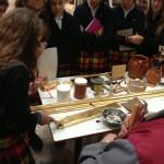 Visita de 2º de la ESO del Colegio Alborada