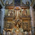 Dos famosas imágenes de Félix Granda. Festividad del Sagrado Corazón